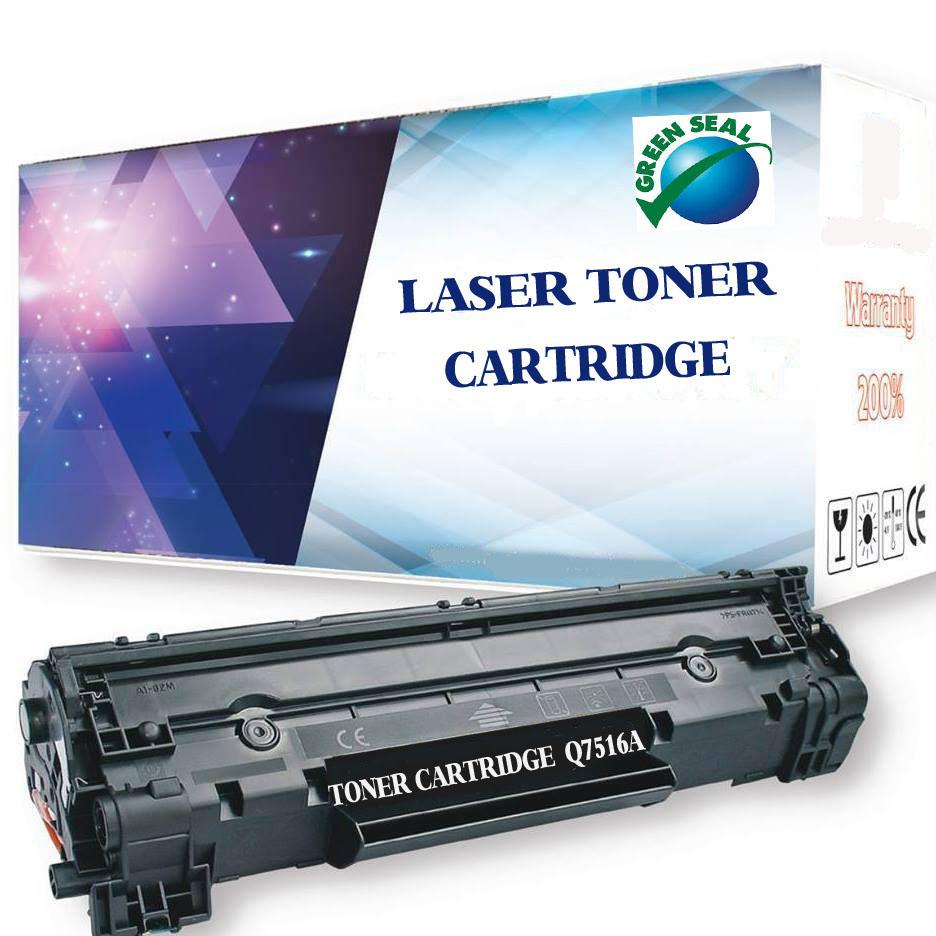 Hộp mực 16A dùng cho máy in Hp 5200/ Canon 3500/3800/3810