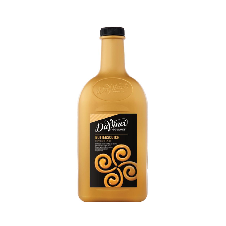Sốt Kẹo Bơ Đường / Butterscotch Sauce - DaVinci Gourmet
