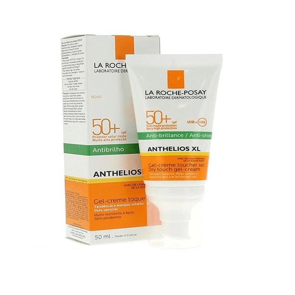 Kem Chống Nắng (Có Màu) dành cho da dầu Anthelios XL Dry Touch SPF50+ La Roche Posay 50ml