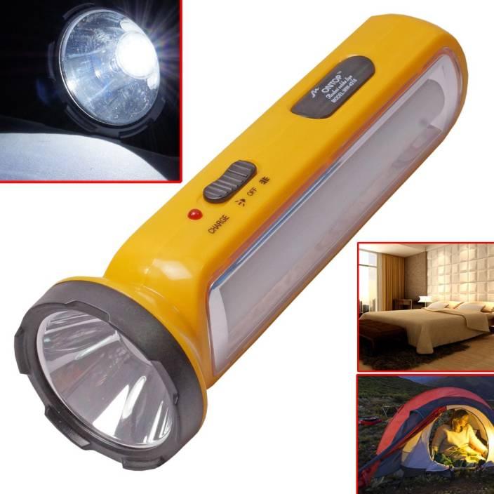 Đèn Pin led 2 chế độ MW-4316 3W( Giao màu ngẫu nhiên)