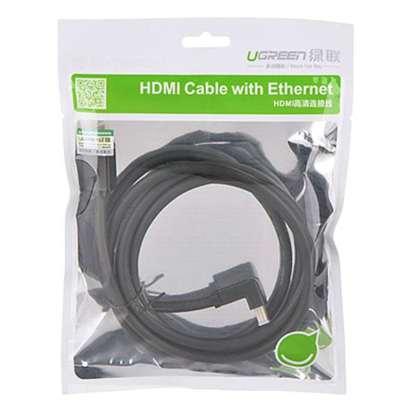 Cáp HDMI Ugreen 10279 2m - Hàng Chính Hãng