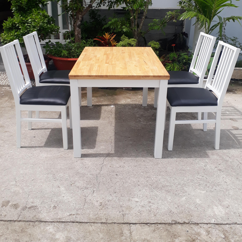 Bộ bàn ăn 4 ghế PL03