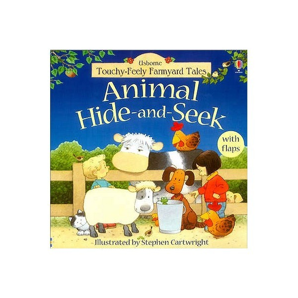 Usborne Farmyard Tales: Animal Hide-and-seek