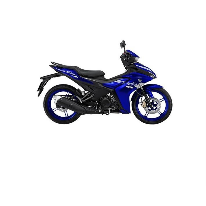 Xe máy Yamaha Exciter 155 VVA màu xanh GP