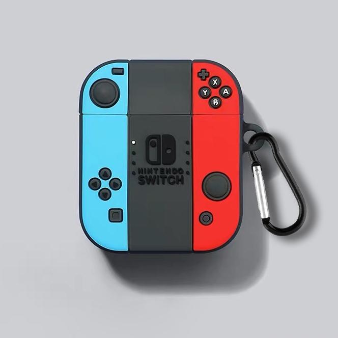 Bao Case cho Airpods 1/ Airpods 2 Hình Máy Game Switch