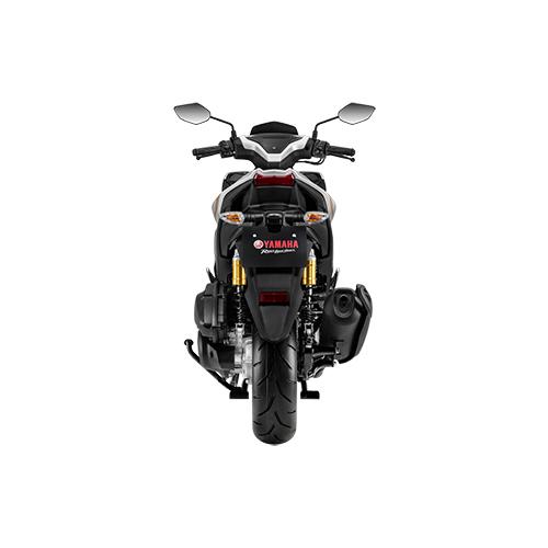 Xe Máy Yamaha NVX 155 VVA Thế Hệ II - (Màu Xám Bạc)