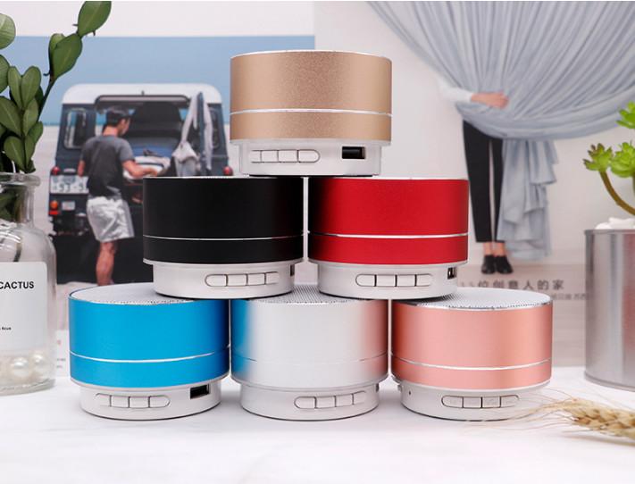 Loa mini không dây bluetooth - Mini Speaker A10 - Thiết kế thanh lịch, Kết nối dễ dàng, màu sắc bắt mắt