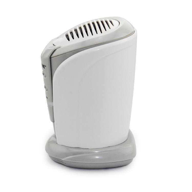 Máy khử mùi hôi, mùi ẩm mốc, tiêu diệt các loại vi khuẩn gây nấm, mốc bên trong ô tô, tủ lạnh, tủ quần áo GX Diffuser ion Care - Hàng chính hãng