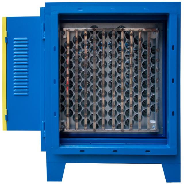 Máy lọc khói bụi tĩnh điện công nghiệp 6000 m3/h dòng cao cấp Rama RS6000 - Hàng Chính Hãng