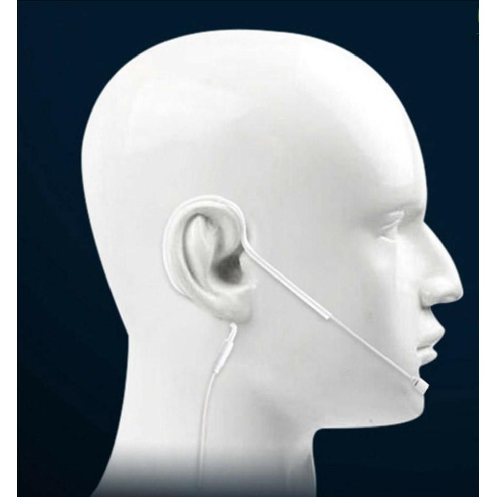 Mic trợ giảng không dây cao cấp ( Gài tai 1 bên - màu da )