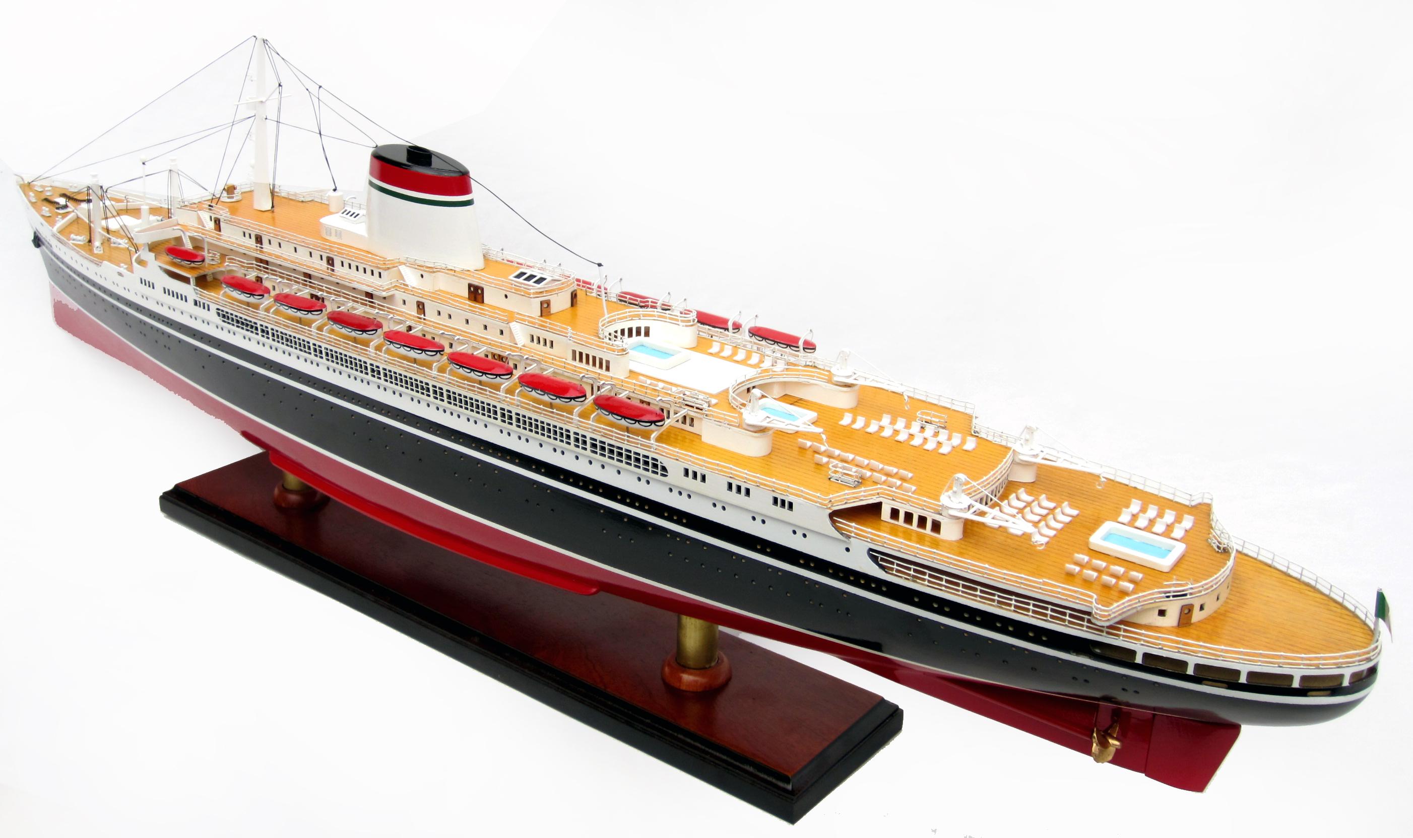 Mô hình thuyền du lịch SS ANDREA DORIA - 85cm