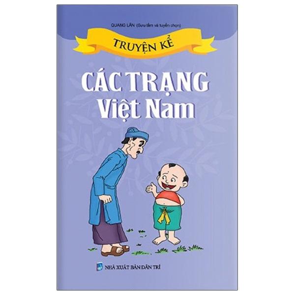 Truyện Kể Các Trạng Việt Nam (2020)