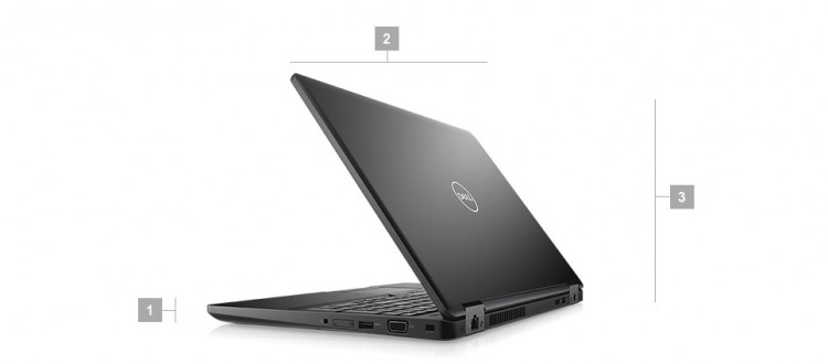 New Dell Latitude 5590 8th Gen Intel Core giá rẻ