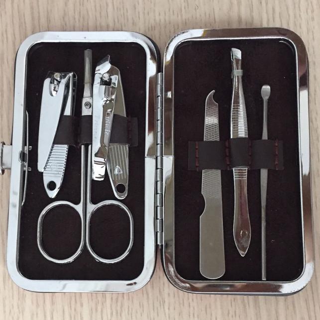 Bộ dụng cụ làm móng 6 món cao cấp