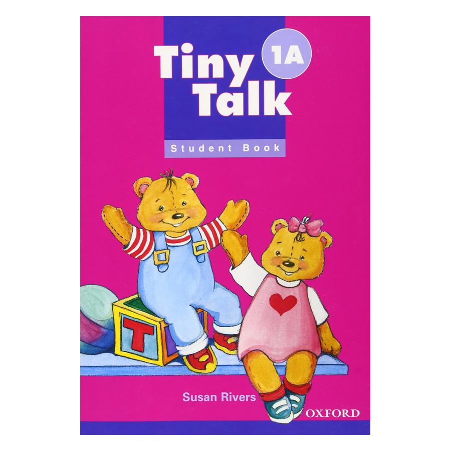 Tiny Talk 1: Student Book (A)