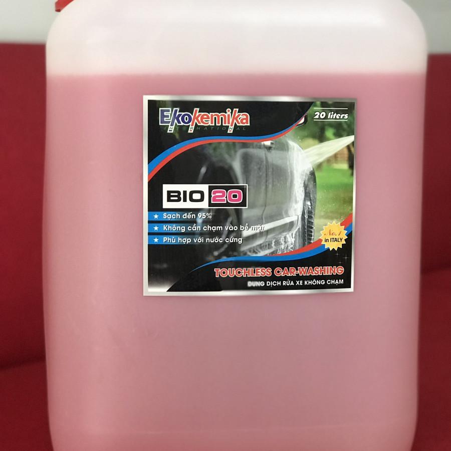 Dung dịch rửa xe không chạm Ekokemika BIO 20-20L