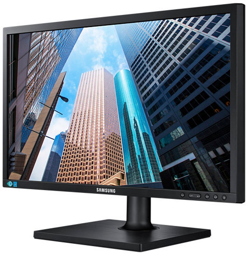 Màn Hình Gaming Samsung LS22E45UFS 22inch FullHD 4ms 60Hz - Hàng Chính Hãng