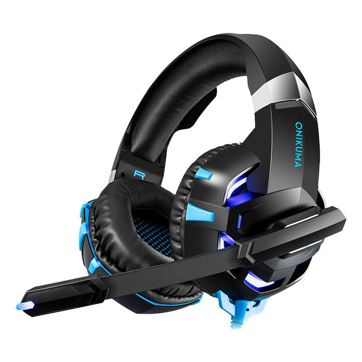 Tai nghe chụp tai headphone gaming chơi game dành cho các game thủ K2A pro