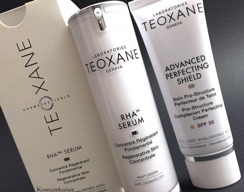 Kem dưỡng chống nắng và chống lão hóa Teoxane Advanced Perfecting Shield SPF 30 50ml