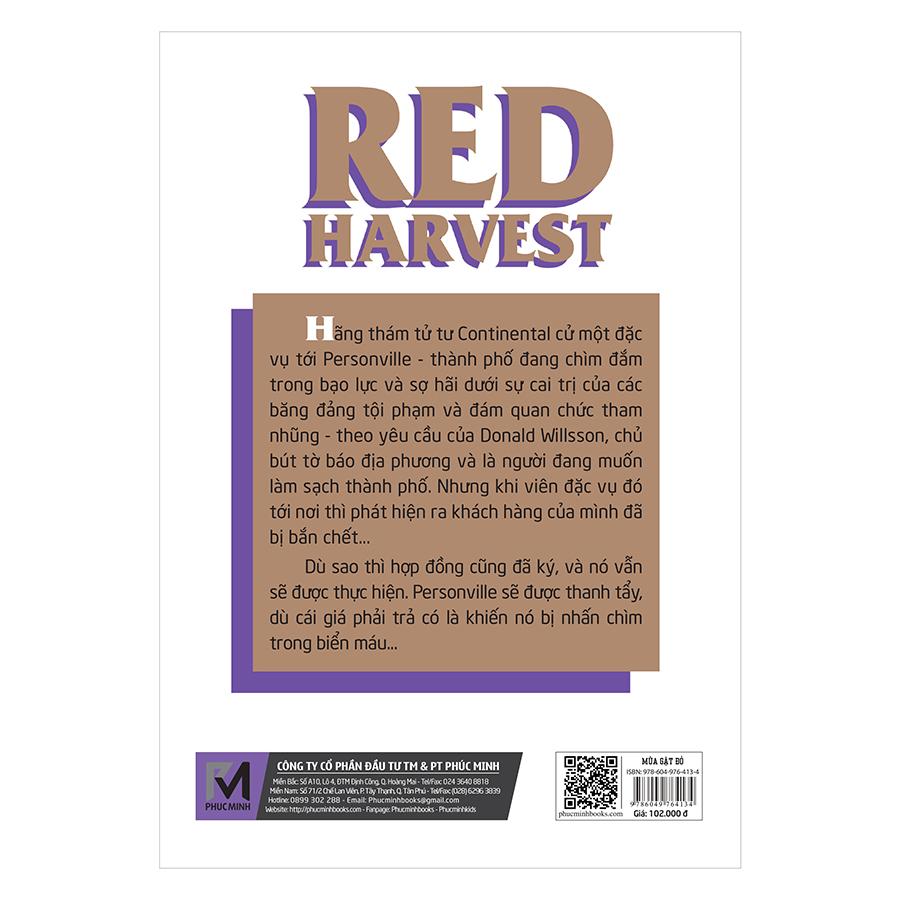 Mùa Gặt Đỏ