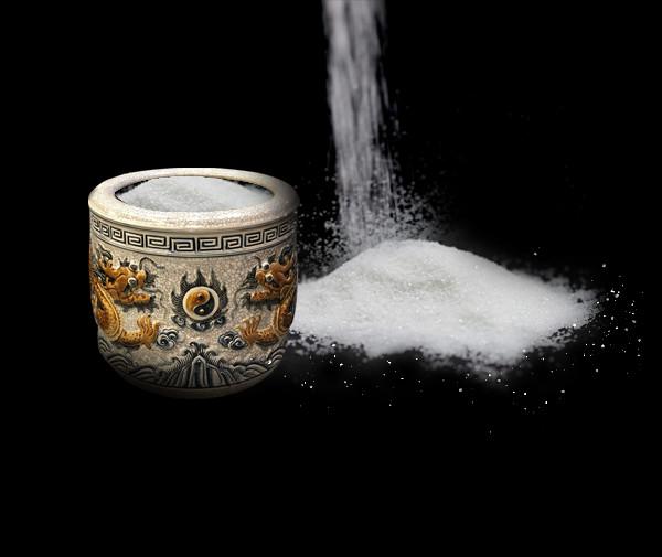 Combo 2 Hộp Cát Thạch Anh Hoàng Liên Sơn tâm linh dùng bốc bát hương, cắm chân nhang không gãy, sạch sẽ, không vón cục
