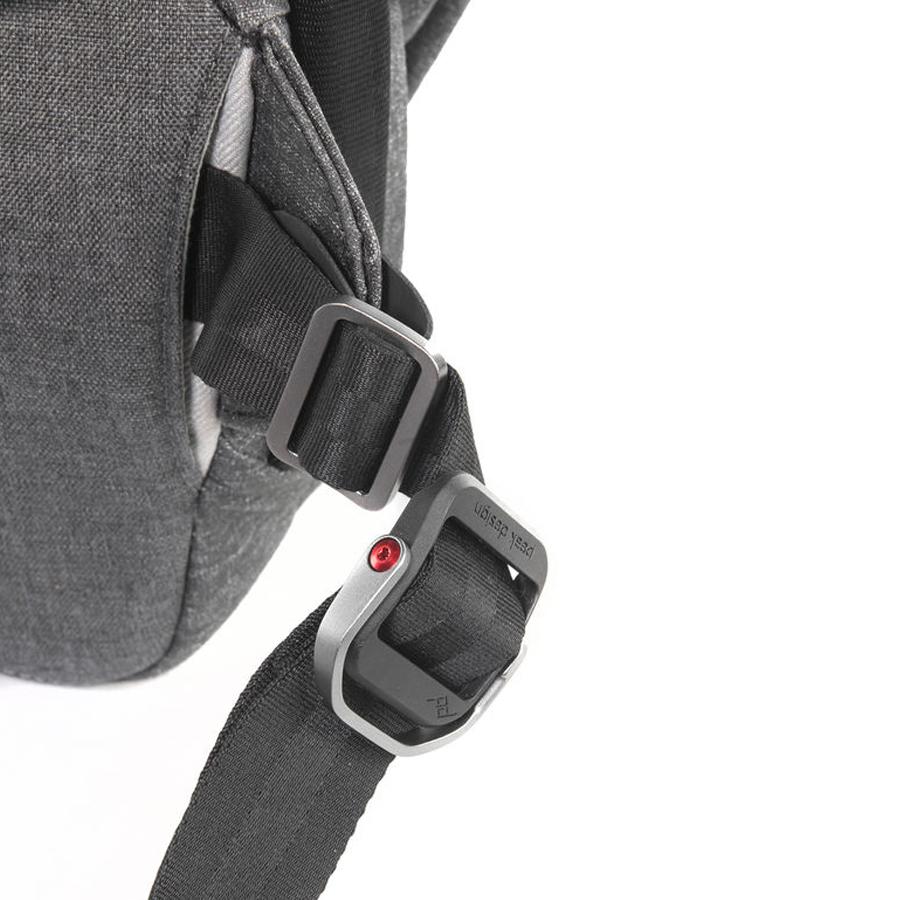 Túi đeo chéo Peak Design Everyday Sling Charcol (10L) - Hàng chính hãng
