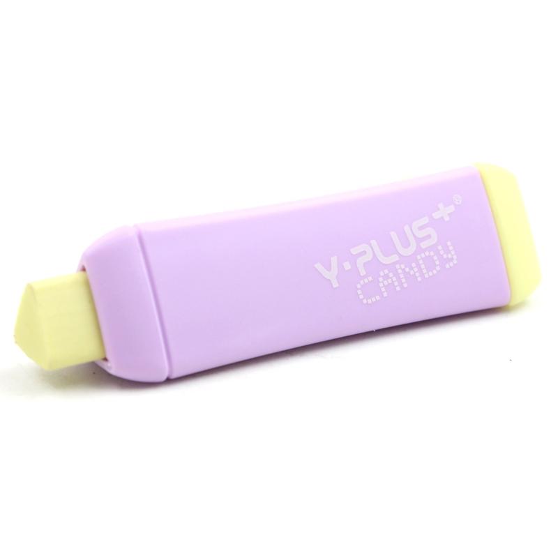 Bộ 3 Tẩy Đẩy Candy Pastel New EX130320 - Màu Tím