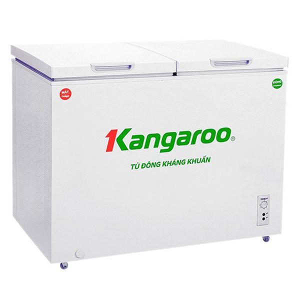 Tủ Đông Kháng Khuẩn Kangaroo KG236A2 (236L) - Hàng Chính Hãng