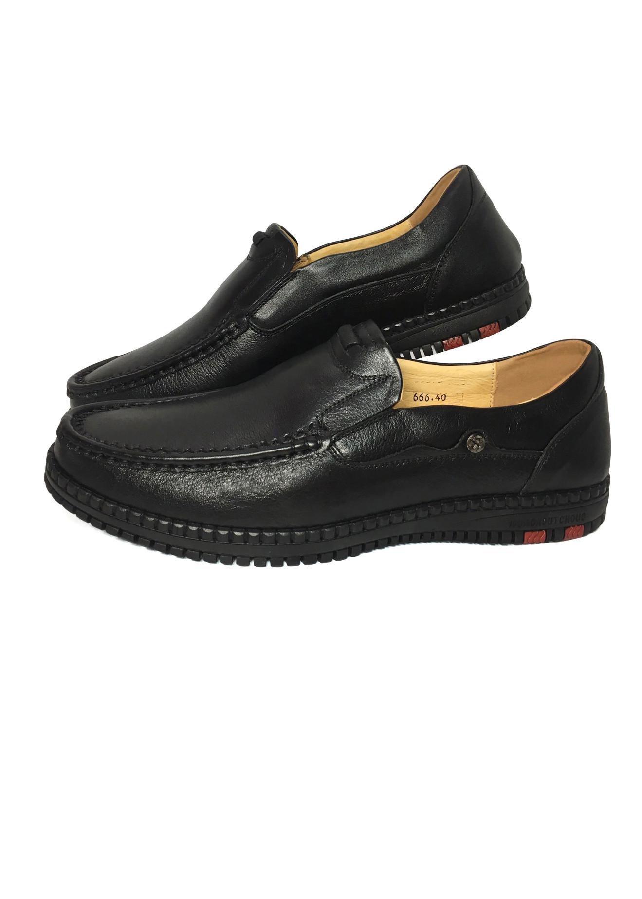 Giày Da Nam Cao Cấp Phong Cách Trẻ Trung Năng Động Lịch lãm, Giày Tây Nam HS31