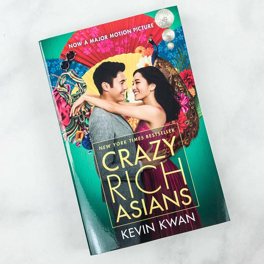 Crazy Rich Asians (Movie Tie-In Edition) - Con nhà siêu giàu Châu Á