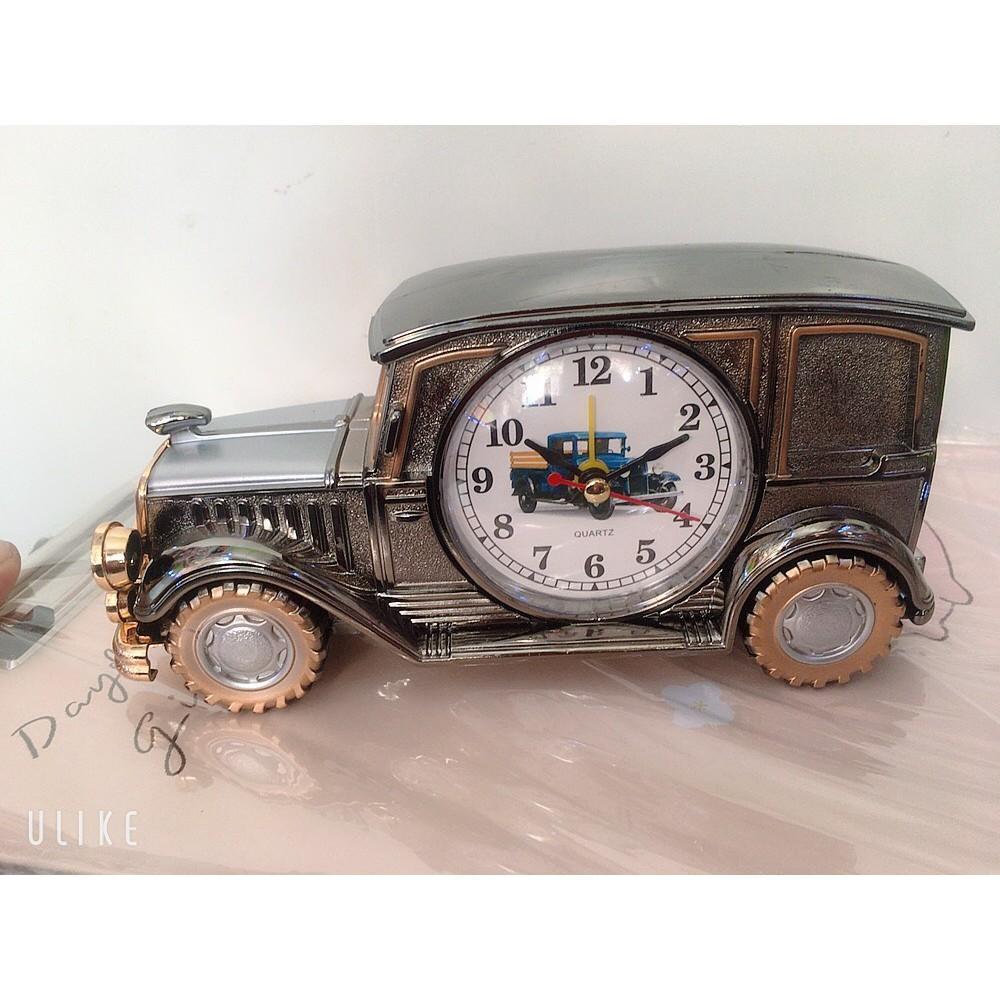Đồng hồ báo thức siêu xe hàng đẹp nhiều mẫu