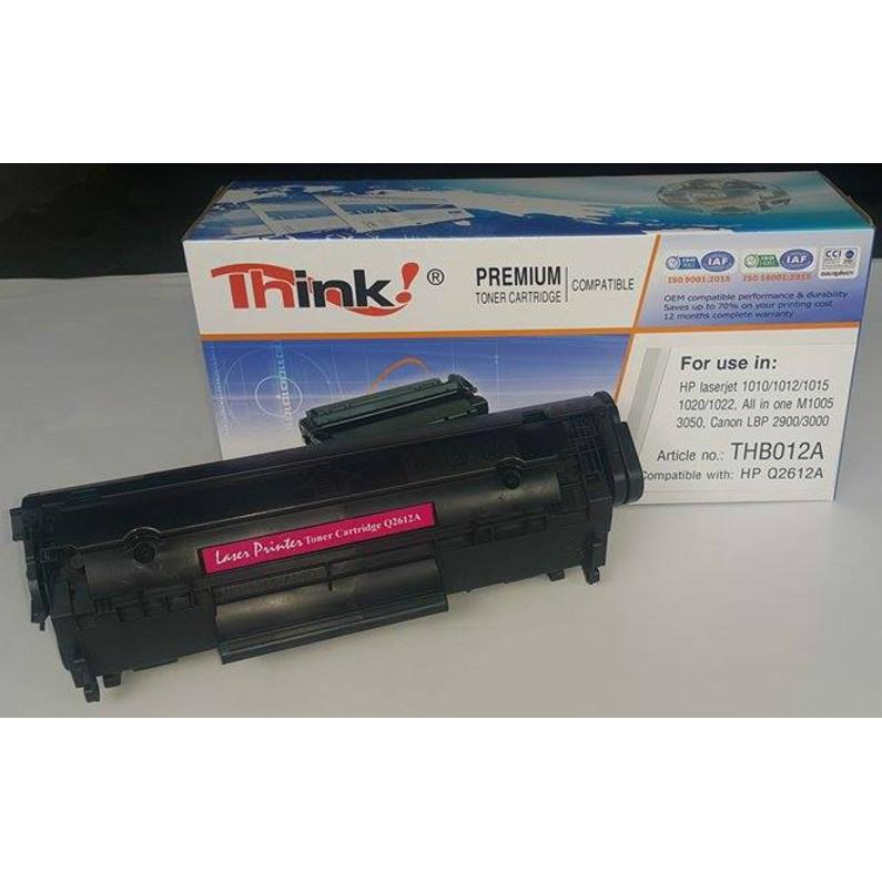 Hộp mực máy inThink Canon LBP 2900 - Hàng Chính Hãng