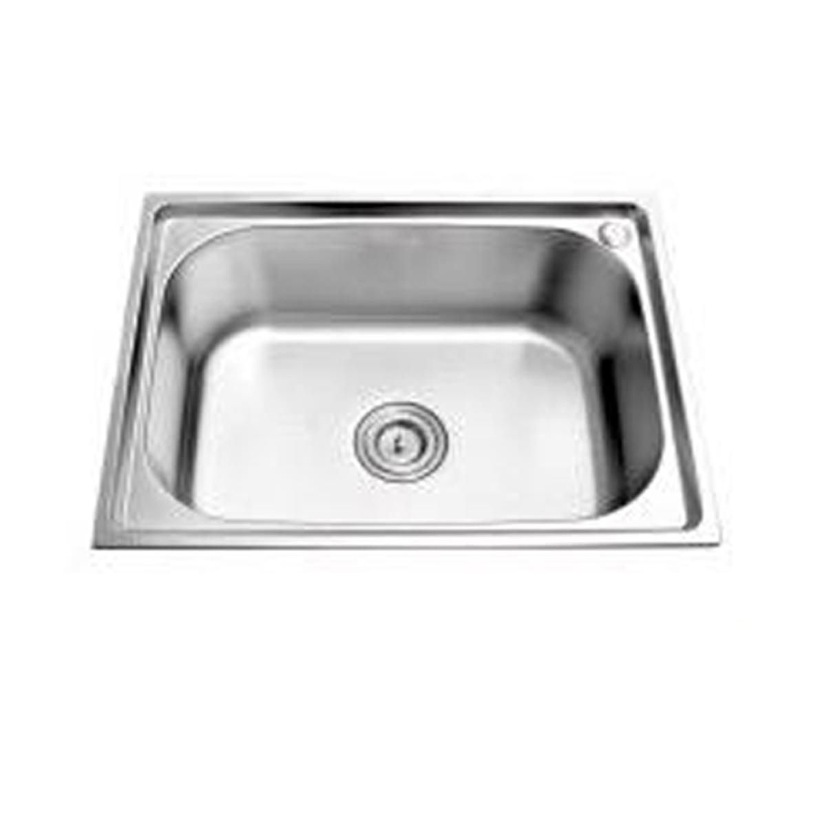 Chậu rửa chén – bát đơn INOX 201 HT