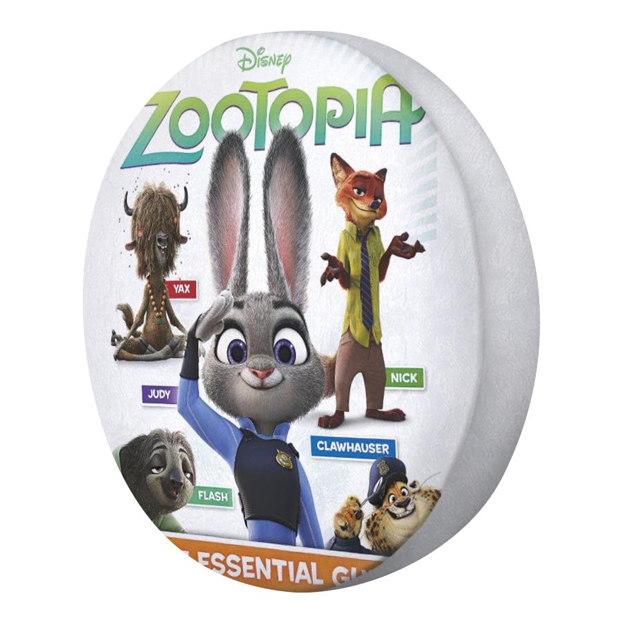 Gối Ôm Tròn Zootopia - GOFF234