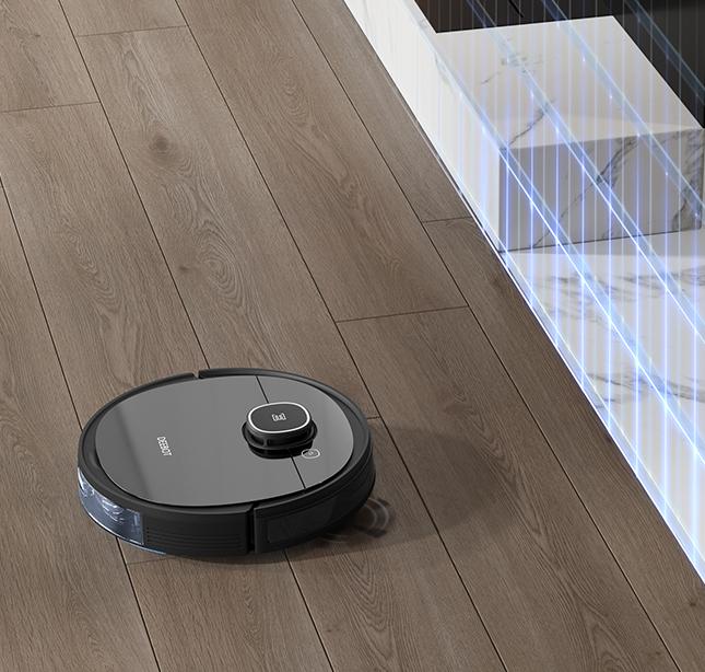 Robot Hút Bụi Lau Nhà Ecovacs Robotics Deebot OZMO 950