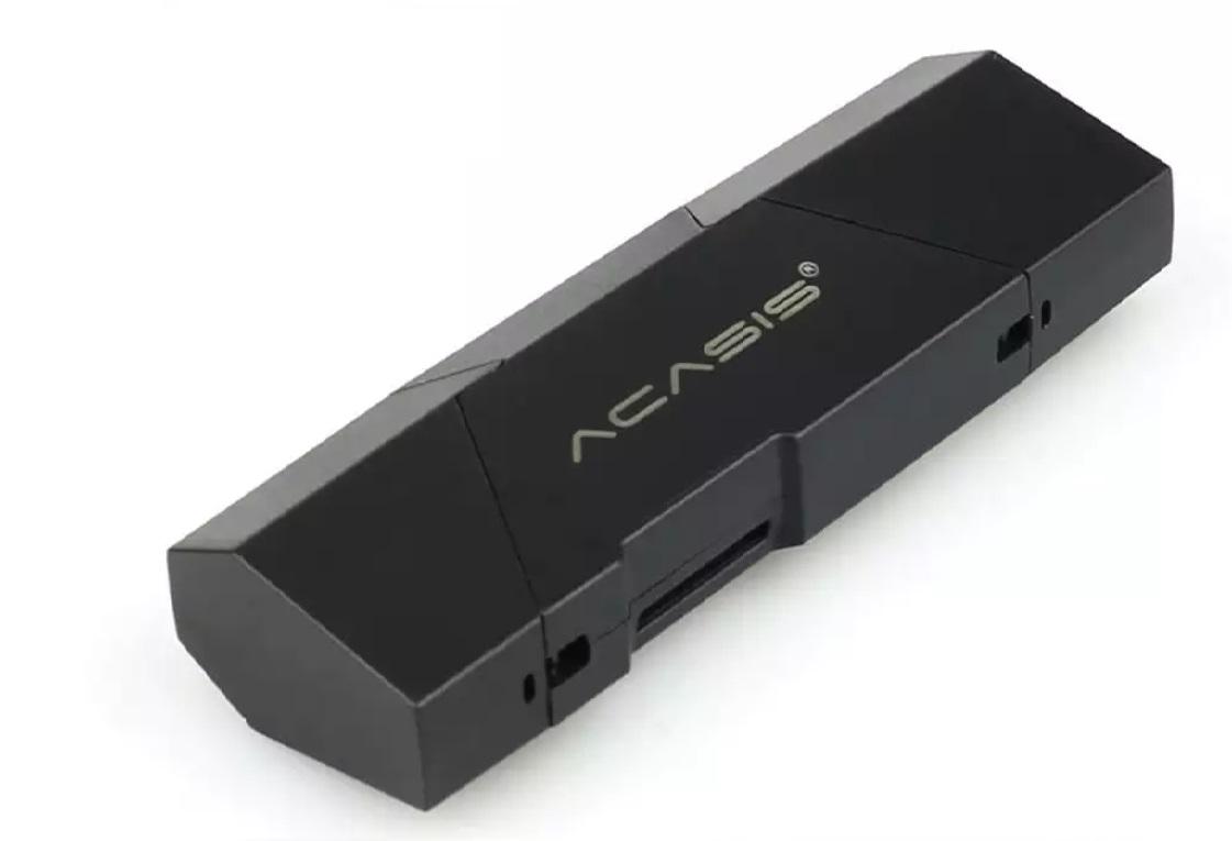 Đầu Đọc Thẻ Acasis UFS, Đầu Chuyển Đổi USB 3.1 Loại C Sang UFS, Đầu Đọc Thẻ Nhớ TF, Phụ Kiện Cho Máy Tính Xách Tay, Macbook Di Động - Hàng chính hãng