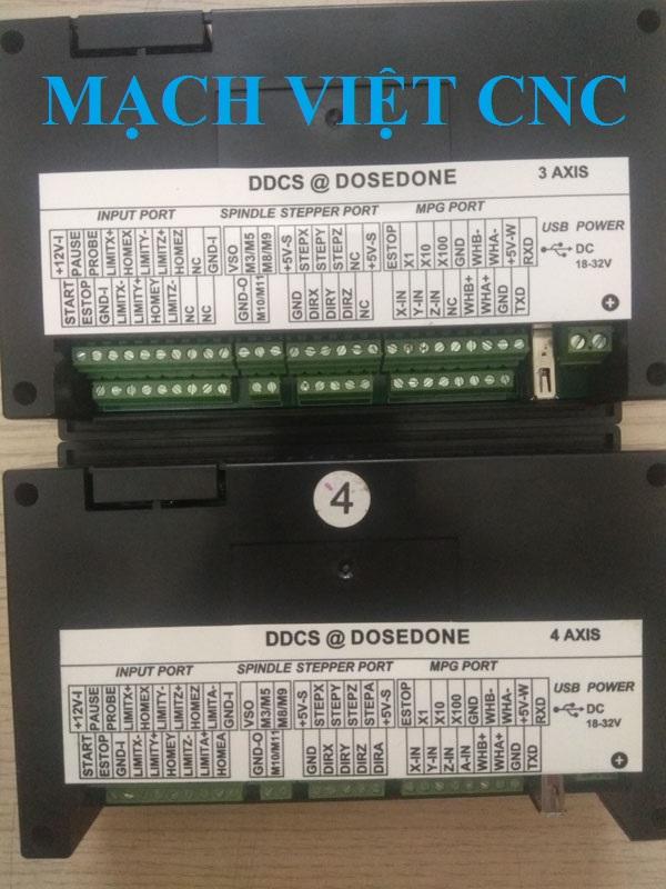 Bộ điều khiển DDCS V2.1 cho máy CNC 3 trục và 4 trục - Đồ Chơi Công Nghệ - Thiết Bị Số và Phụ Kiện Số Khác Thương hiệu OEM | WebSoSanh.co