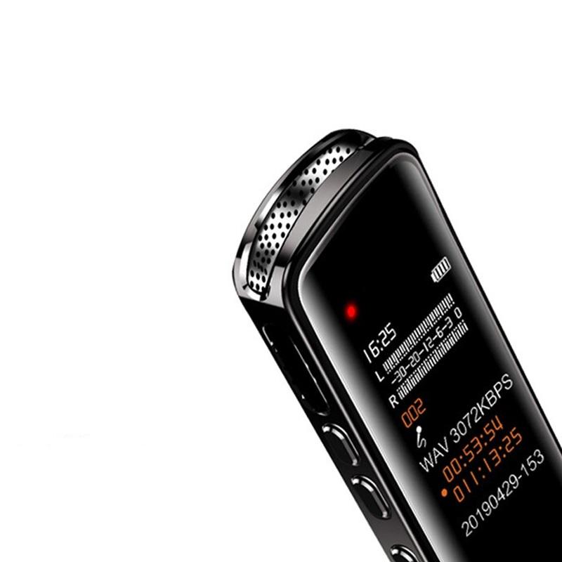 Máy Ghi Âm Chuyên Nghiệp A618 Bộ Nhớ Trong 8GB