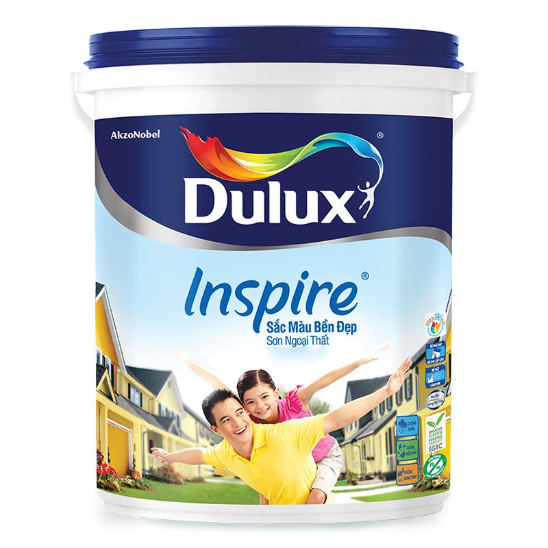 Sơn nội thất Dulux Inspire - Bề mặt mờ Màu 245