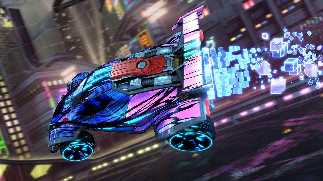 Đĩa game Rocket League Collector's Edition cho máy Switch