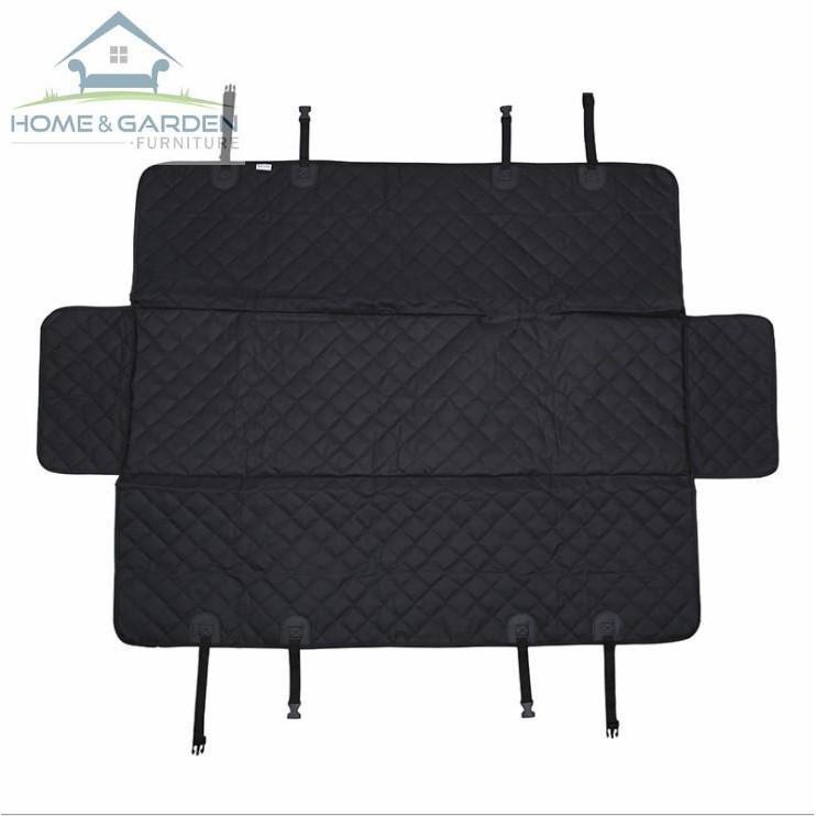 Tấm lót bảo vệ ghế sau ô tô dành cho thú cưng Home & Garden