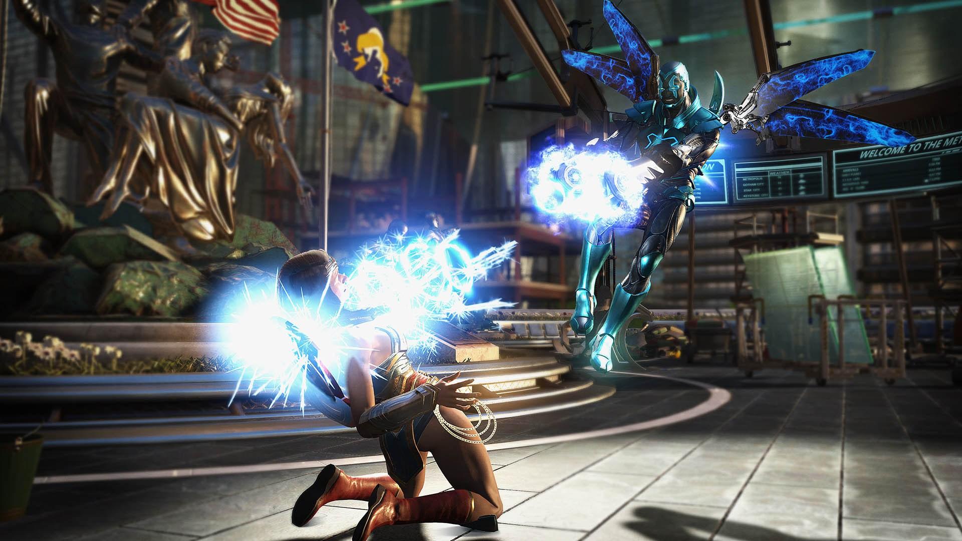 Đĩa Game PS4 - Injustice 2: Legendary Edition– Hàng Nhập Khẩu