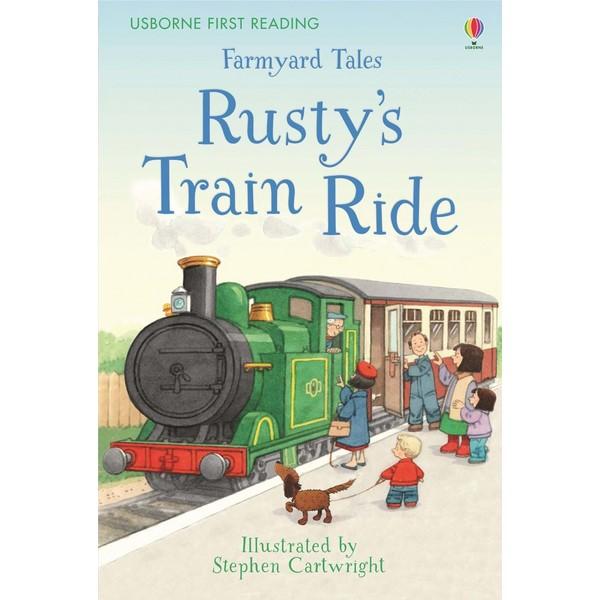 Usborne Rusty's Train Ride