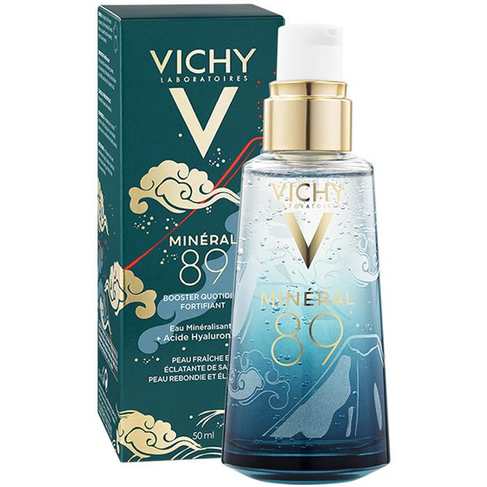 Dưỡng Chất Khoáng Cô Đặc Vichy Mineral 89 Phiên Bản Năm Mới 50Ml