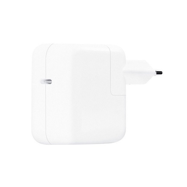 "Adapter 29W USB-C Sạc Cho MacBook Retina 12""; Sạc Nhanh iPhone, iPad (Chân Cắm Điện EU)"