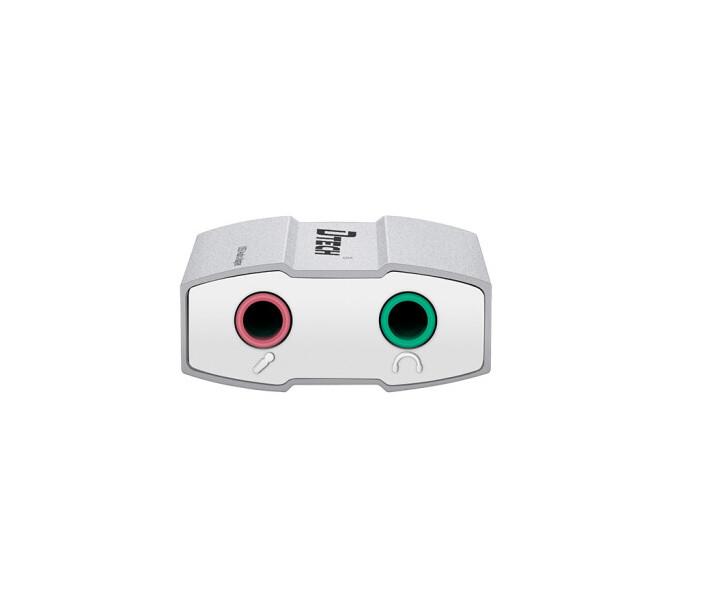 USB Sound Dtech DT-6006 - Hàng chính hãng