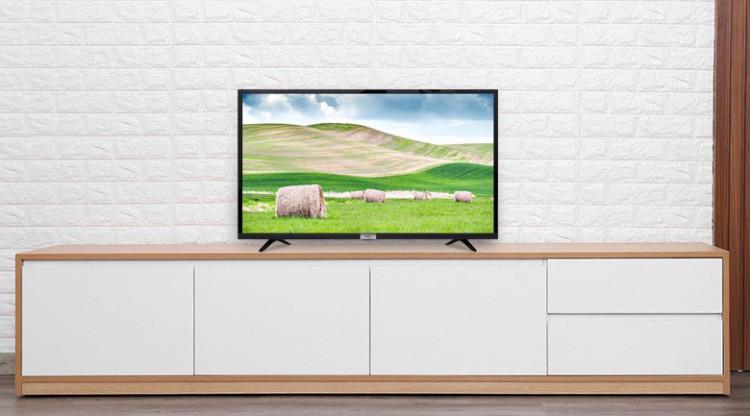 Tổng quan thiết kế trên Android Tivi TCL 32 inch 32S6500