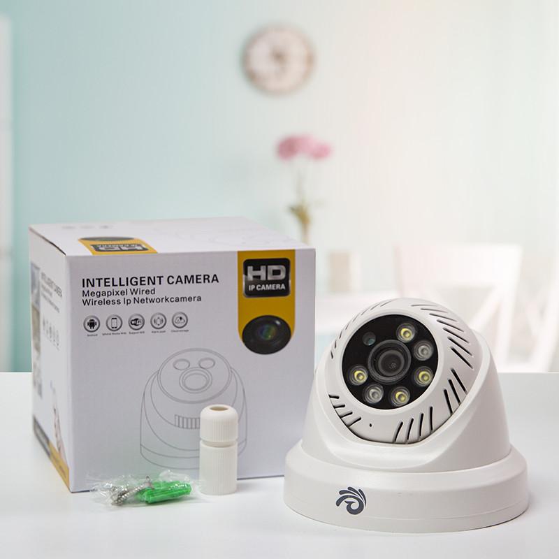 Camera Wifi An Ninh Trong Nhà, Độ Phân Giải 2.0Mpx FULL HD 1920x1080P, Đàm Thoại 2 Chiều, Có Màu Ban Đêm, Kèm Thẻ 32Gb - Chính Hãng