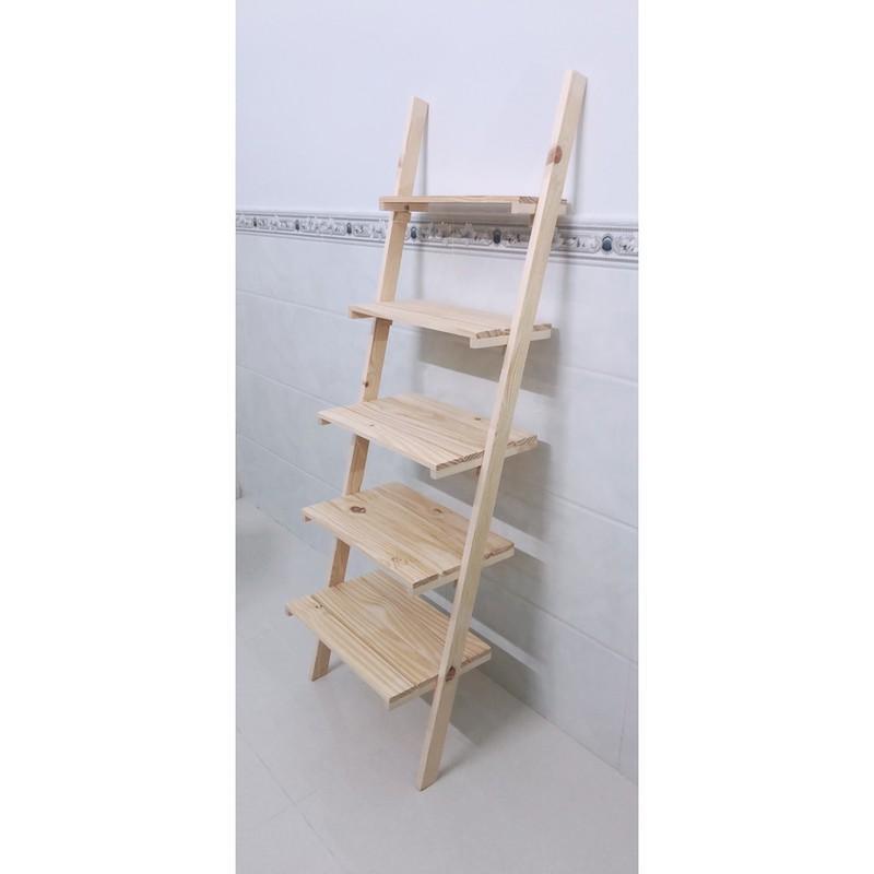 Kệ gỗ 5 tầng