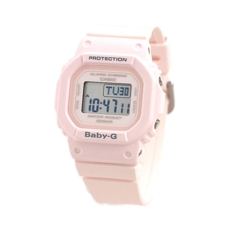 Đồng hồ nữ dây nhựa Casio Baby-G chính hãng BGD-560-4DR